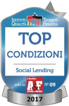 PRESTIAMOCI: TOP Condizioni nel Social Lending